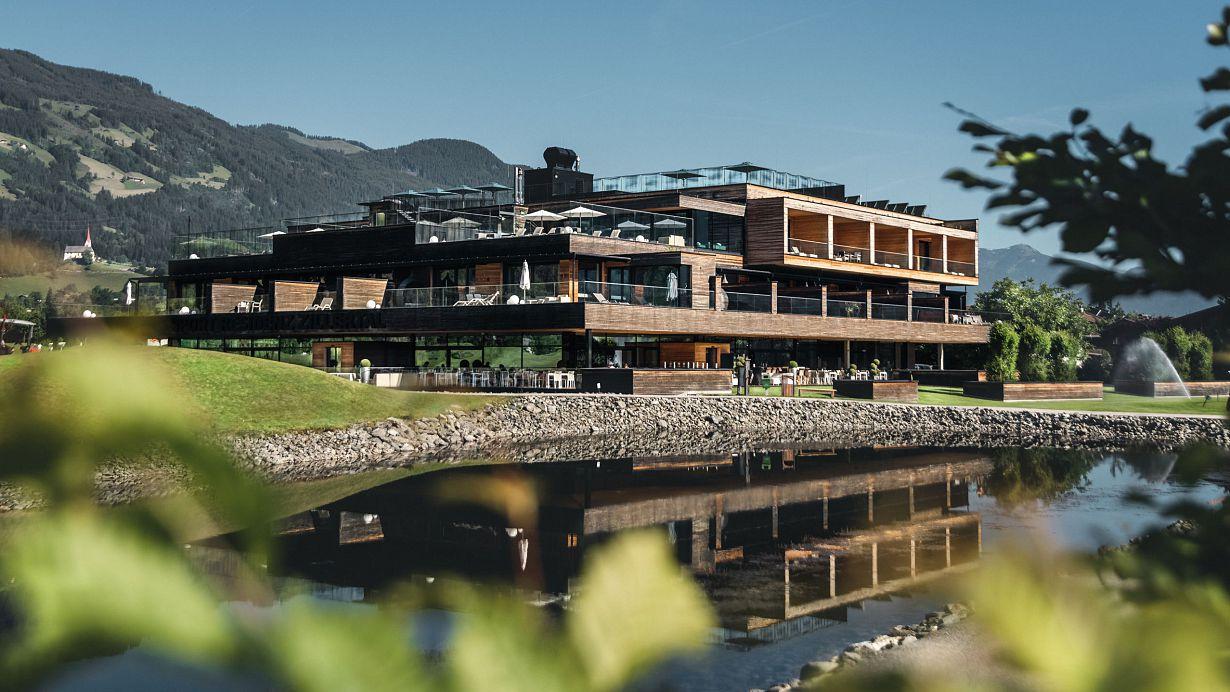 Golfhotel am Golfplatz